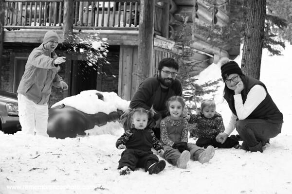 Priscella's Family Portraits, Mt. Hood