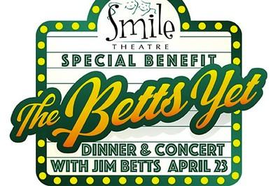 "The ""BettsYet"" Benefit  ~ (April 2017)"