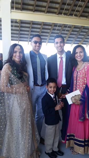 Rushab wedding