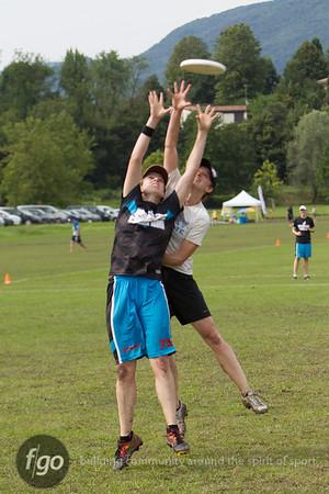 8-6-14 USA Fury v Australia Sporting Team Box Athetico Unitde Women's Division Tuesday Matchup at WFDF 2014 World Ultimate Club Championships