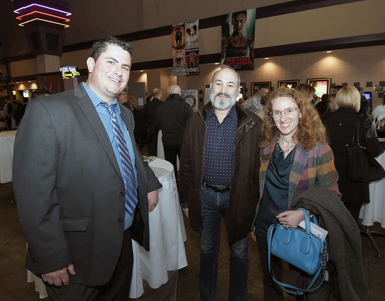 "25th Annual ""Evening at the Movies"" fundraiser at the MJR Theater on Van Dyke at 15 Mile in Sterling Heights. Photo courtesy of The Resolution Center"