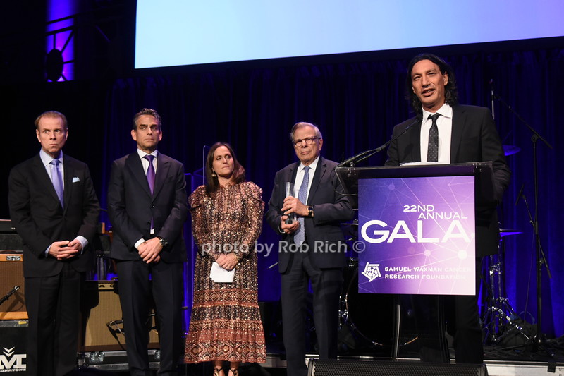 Samuel Waxman Foundation 22nd.Annual Gala 2019