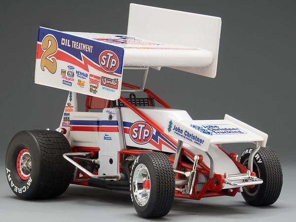 GMP STP Sprint Car