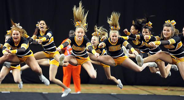 Cheerleading State Championships