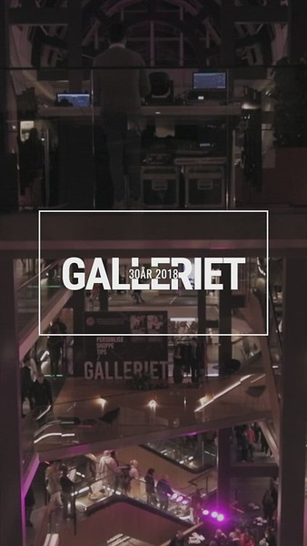 Galleriet 30 år 2018