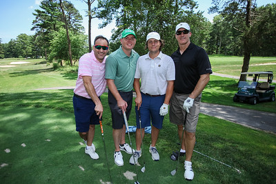 2018 Myositis Golf Outing Foursomes