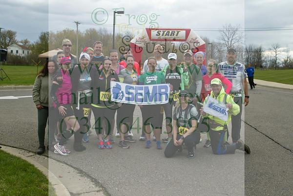 Novi Half Marathon 4 May 2014