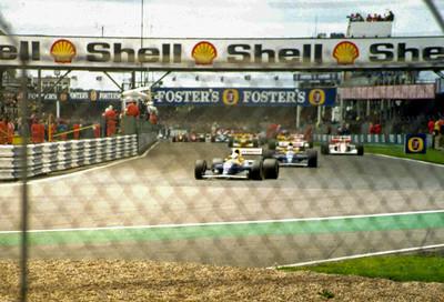 F1 1992-07 Silverstone GP