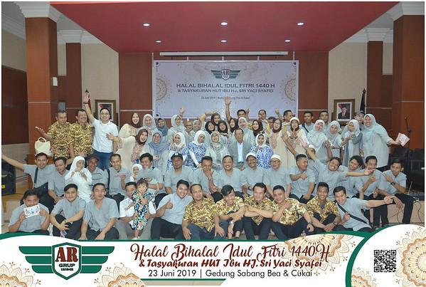 190623   PT Aneka Ragam Grup Halal Bihalal Idul Fitri 1440 H