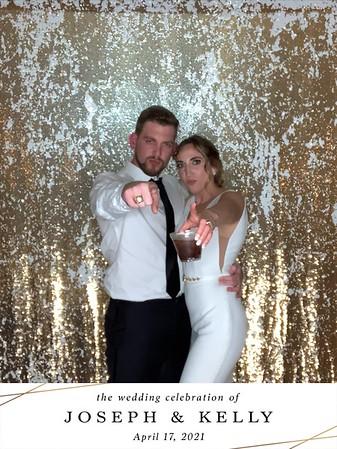 4.17.2021 - Kelly & Joseph's Wedding