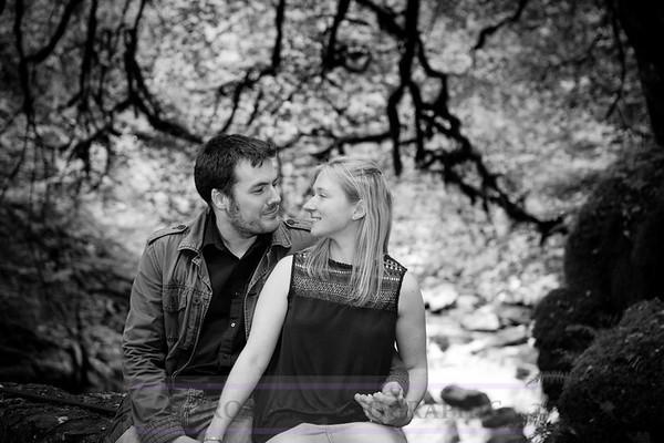 Bianca and Scott Pre-Wedding