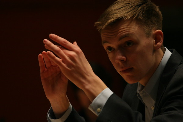 Eric Newell:  Choral Conducting, Senior Recital