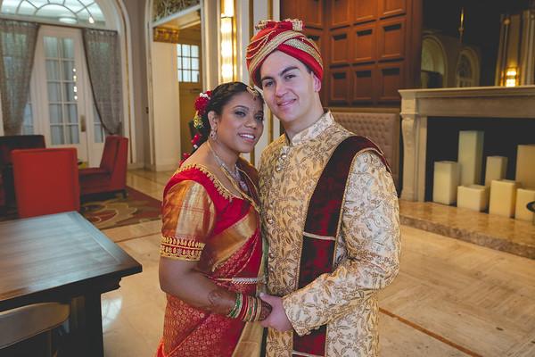 Lavanya + Sean