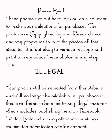 Illegal to copy photos