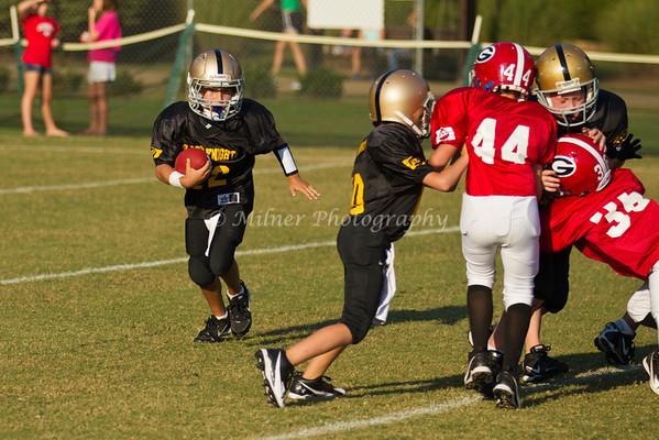 #6 Bulldogs vs Black Knights