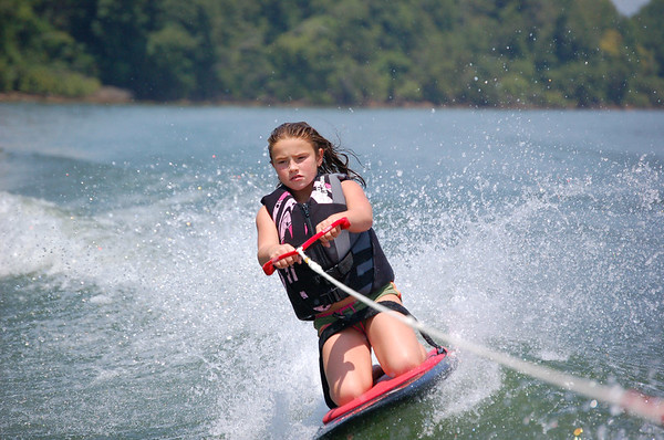 Kneeboarding July 2006