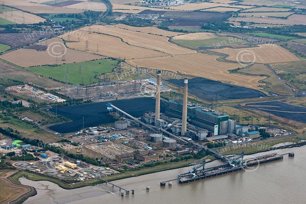Tilbury power station