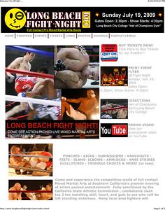 Long Beach Fight Night