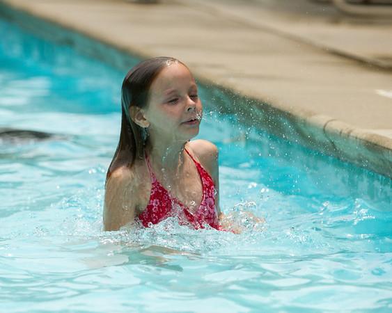 2013-06-22 Pool Bingo at Gateway Campground