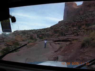 Moab-Moab Rim
