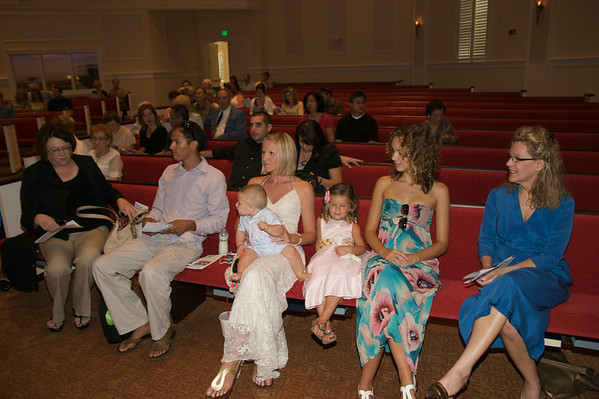 Briley's Baptism
