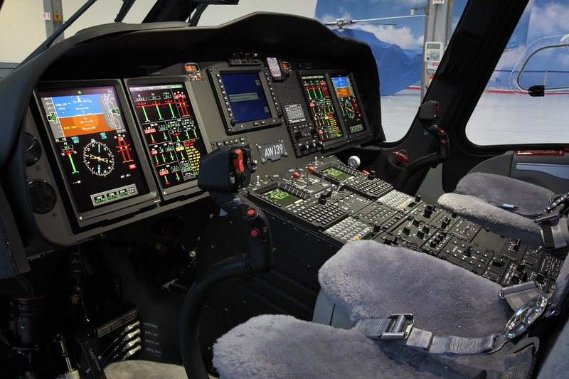 AW139 S/N 31449 Italy