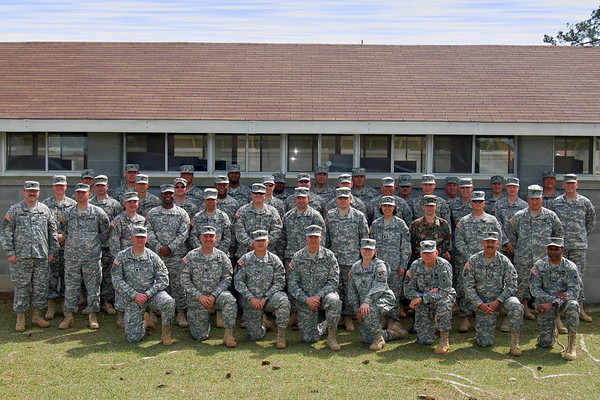 184th ESC Pistol Range 2007