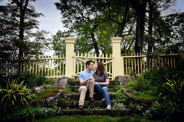 Rebecca & Andrew Engagement