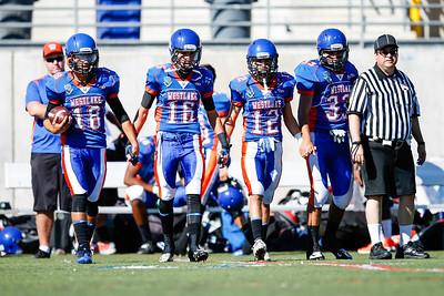 2013 Game03 - Sophomore -vs- Red Mountain, AZ