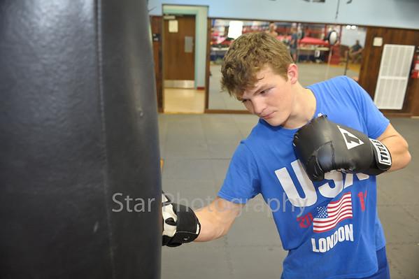 Boxing II 7-16-2013