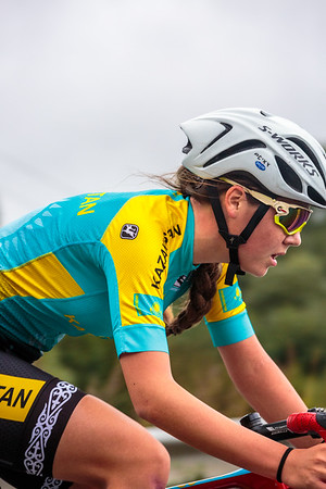27/9/19: Junior Women's Road Race - Road Cycling World Championships Yorkshire 2019