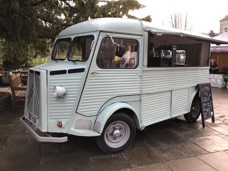 1962 Citroën HY Van