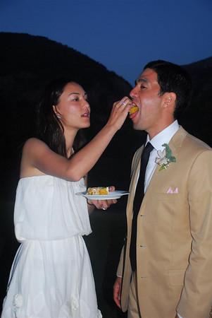 Kris and David Wedding Day