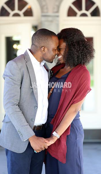 Joseph & Nkeiru's Engagement @ Tavern on The Green 4.18.17