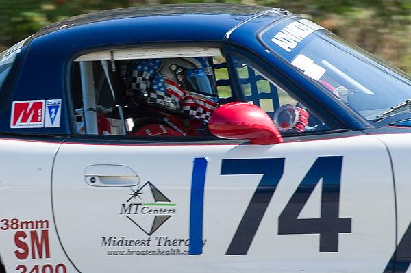 Miata #74 Drivers - Jim Kettelkamp & Steve Krock