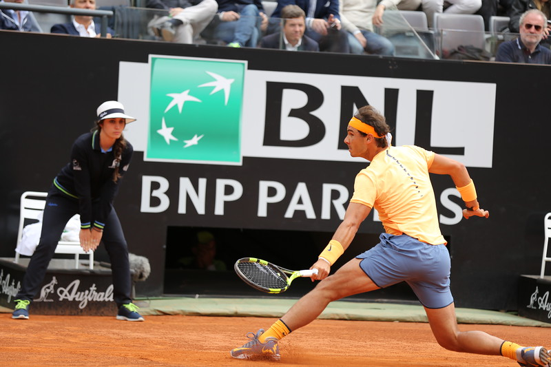Nadal clay slide slice