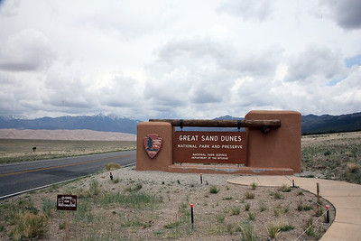 Great Sand Dunes National Park 2012