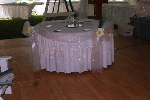 RHEA-BOYER WEDDING  - THE  WEDDING REHERSAL & DINNER