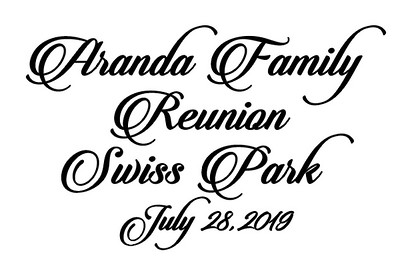 20190728 Aranda Family Reunion