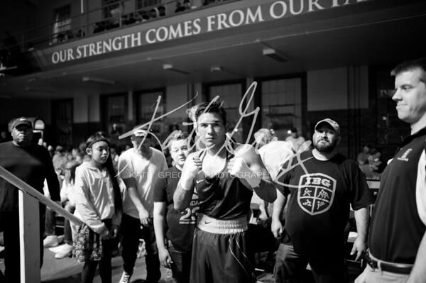 17 Yorman Moctezuma (IBG) over Kenneth Shoats (Louisville Select)