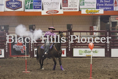2-1-19 Cowboy Mounted Shooters @ BHSS