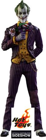 Hot Toys Joker Arkham Asylum