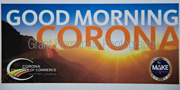 Good Morning Corona Jan 2019