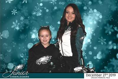 Junior Cheer Clinic 12/27/2019