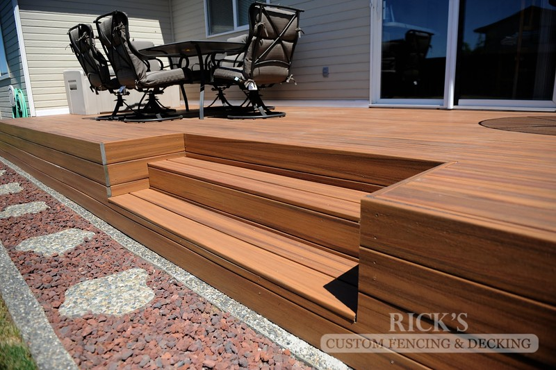 1237 - LifeStyle HDPE Composite Decking