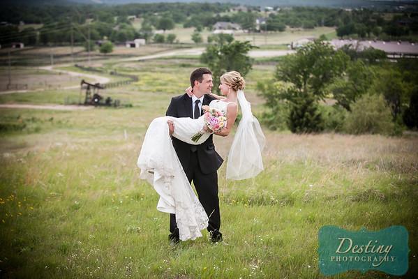 Chris and Marina's Wedding Pix