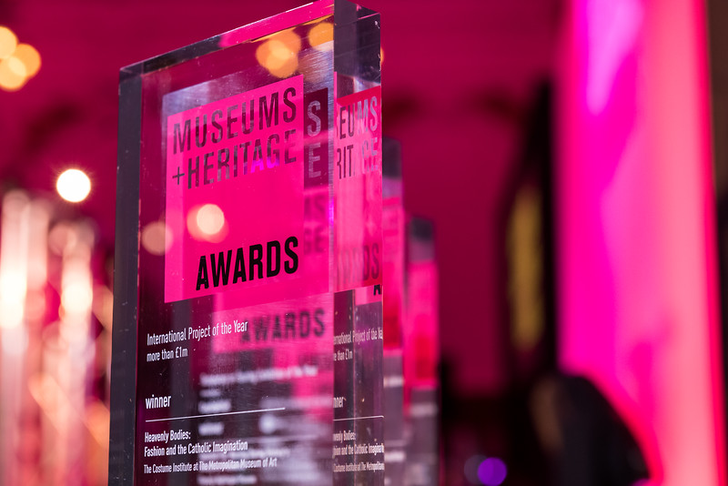 Museum & Heritage Awards 2019