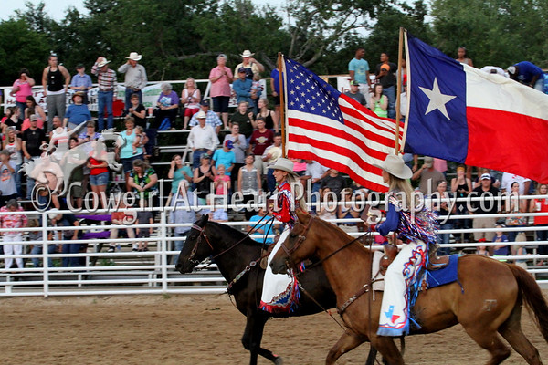 TEAGUE 4th of JULY RODEO 2015
