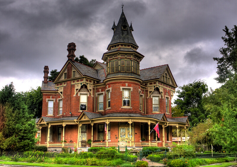 The Empress of Little Rock - Hornibrook House