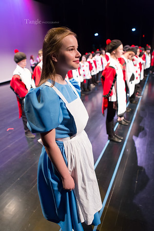 Bay Lane Musical - Alice in Wonderland Jr